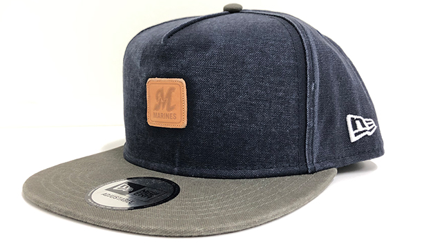 5panel SV CLOMAR PATCH(STONE BLK)