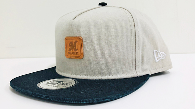 5panel SV CLOMAR PATCH(NAVY MOSS)