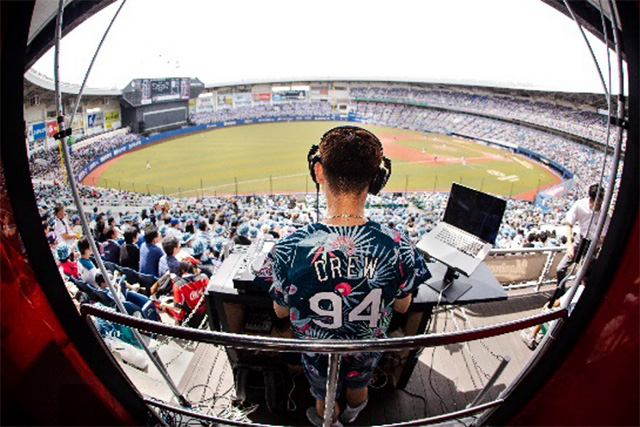 SOUND DJ @STADIUM